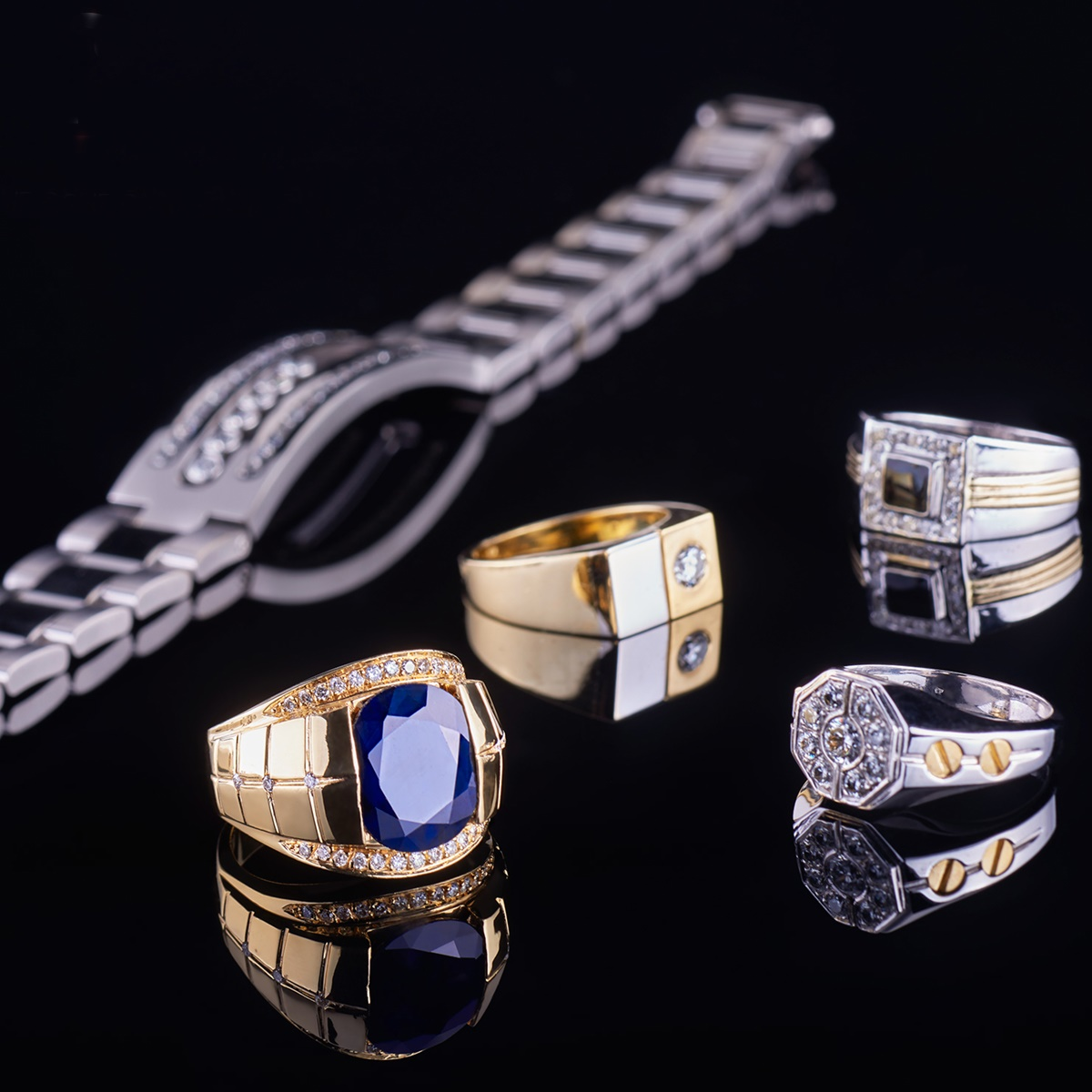 ORIGINAL CHRISTMAS GIFTS FOR MEN. SURPRISE HIM WITH A JEWELRY